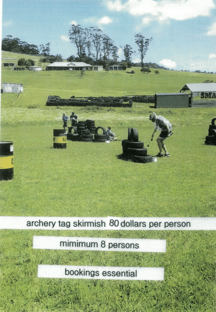 Archery Tag Skirmish