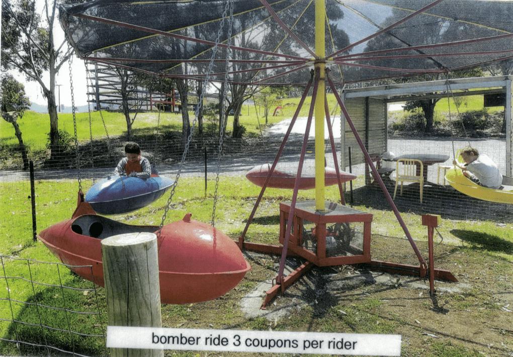 Bomber Ride