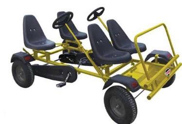 4 Seater Bike