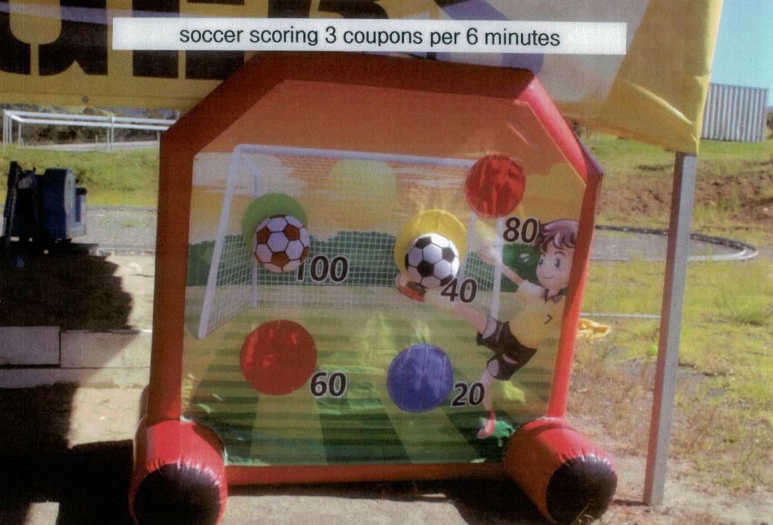 Velcro Soccer