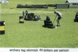 Archery Tag Skirmish
