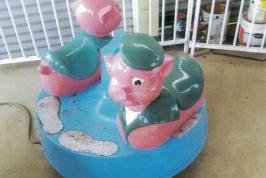 Piggy Merry-Go-Round